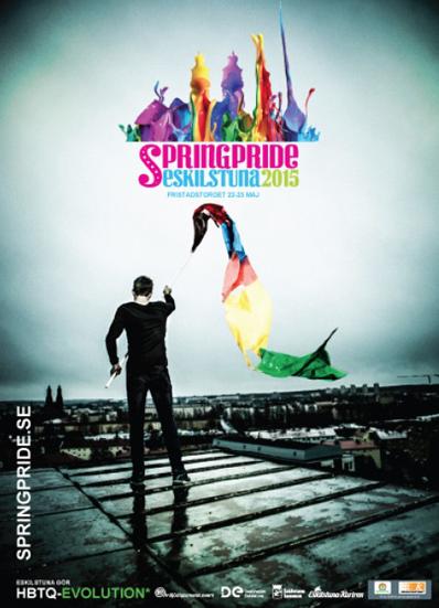 Eskilstunarevyn showar på Springpride 2015